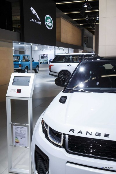 Jaguar Land Rover 2015 Frankfurt IAA Mega Gallery 99