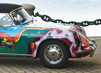 Janis Joplin 1964 Porsche 356C 10