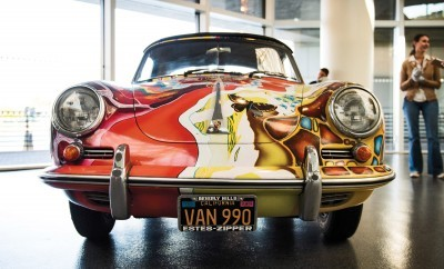 Janis Joplin 1964 Porsche 356C 11