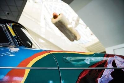Janis Joplin 1964 Porsche 356C 21