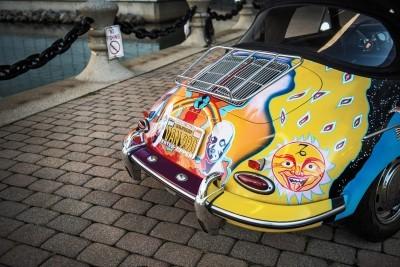 Janis Joplin 1964 Porsche 356C 23
