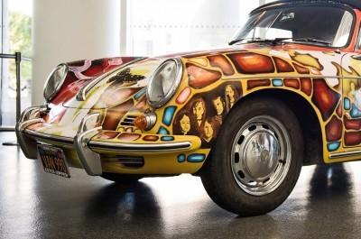 Janis Joplin 1964 Porsche 356C 3