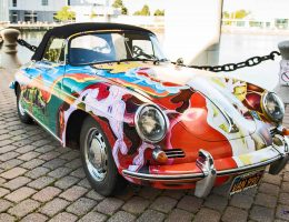 Janis Joplin's Winky 1964 Porsche 356C Heading to Auction for First Time at RM New York 2015
