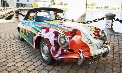Janis Joplin 1964 Porsche 356C 4