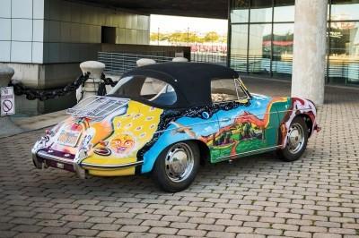 Janis Joplin 1964 Porsche 356C 8