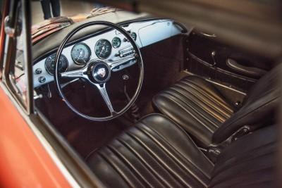 Janis Joplin 1964 Porsche 356C 9