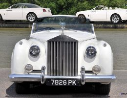RM Hershey 2015 Preview – 1959 Rolls-Royce Silver Cloud Drophead Coupe