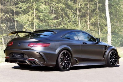 985HP MANSORY Black Edition S63 Coupe Debuts Before Frankfurt with Giant Rear Wing! 985HP MANSORY Black Edition S63 Coupe Debuts Before Frankfurt with Giant Rear Wing!
