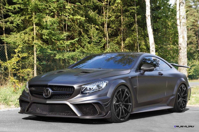 MANSORY Black Edition S63 Coupe 5