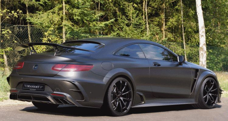 MANSORY S63 Coupe