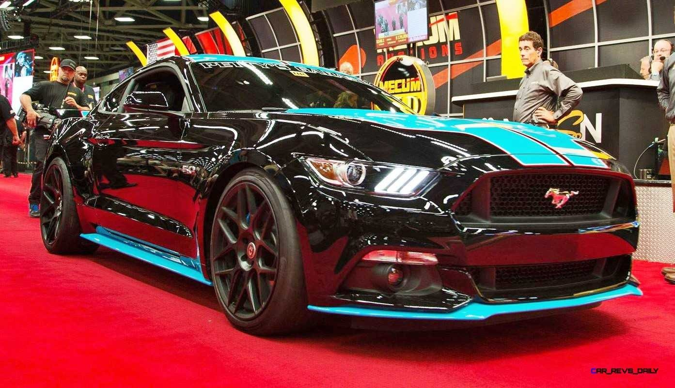 2015 ford mustang gt pettys garage leads mecum dallas 2015 top 10. Black Bedroom Furniture Sets. Home Design Ideas