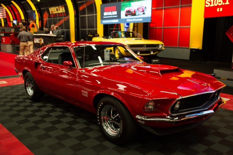Mecum Dallas 2015 Top 10 Cars 1