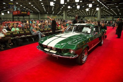 Mecum Dallas 2015 Top 10 Cars 17