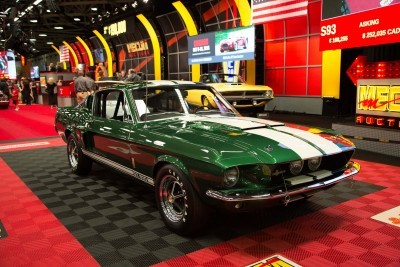 Mecum Dallas 2015 Top 10 Cars 18