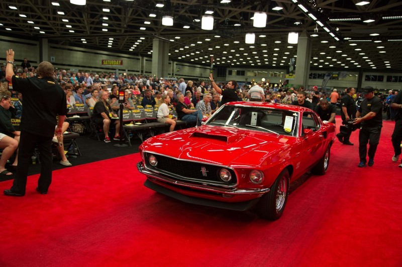 Mecum Dallas 2015 Top 10 Cars 22