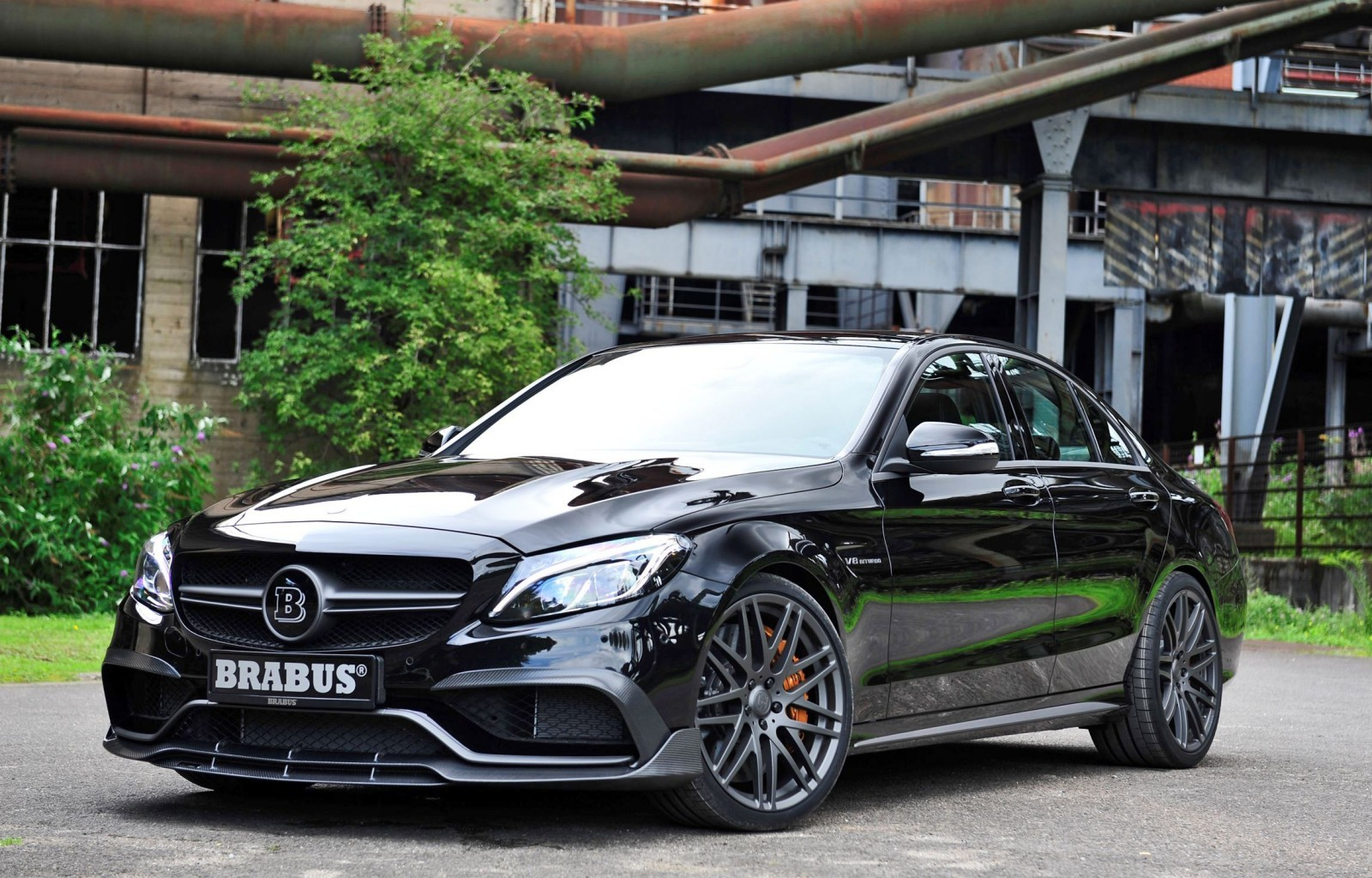 Brabus c600 for Mercedes benz 600 amg
