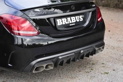 Mercedes-AMG C63-S C600 by BRABUS 17