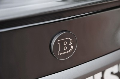 Mercedes-AMG C63-S C600 by BRABUS 22