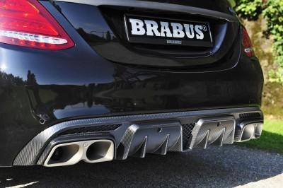 Mercedes-AMG C63-S C600 by BRABUS 7