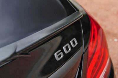 Mercedes-AMG C63-S C600 by BRABUS 8