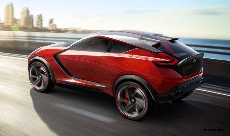 Nissan Gripz Concept: um conceito esportivo radical