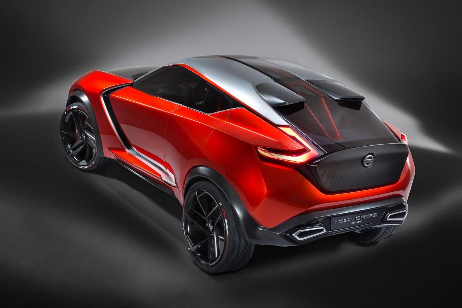 Mid City Subaru >> 2015 Nissan GRIPZ Concept