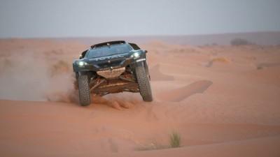 PEUGEOT 2008 DKR16 Morocco Sept Shakedown 21