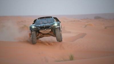 PEUGEOT 2008 DKR16 Morocco Sept Shakedown 23