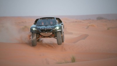 PEUGEOT 2008 DKR16 Morocco Sept Shakedown 24