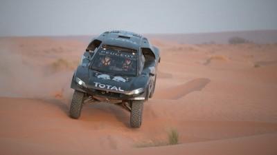 PEUGEOT 2008 DKR16 Morocco Sept Shakedown 30