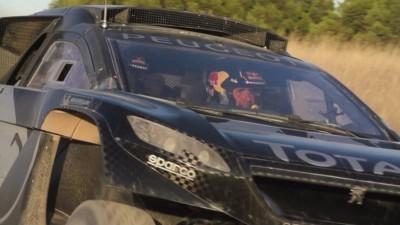 PEUGEOT 2008 DKR16 Morocco Sept Shakedown 4