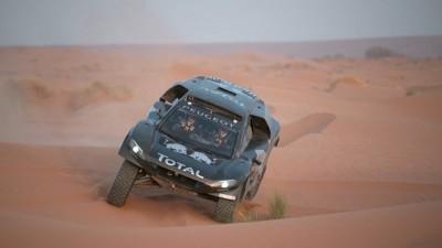 PEUGEOT 2008 DKR16 Morocco Sept Shakedown 42