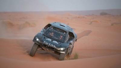 PEUGEOT 2008 DKR16 Morocco Sept Shakedown 43