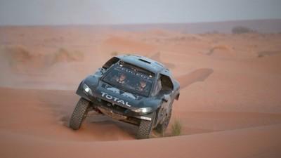 PEUGEOT 2008 DKR16 Morocco Sept Shakedown 44