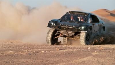 PEUGEOT 2008 DKR16 Morocco Sept Shakedown 52