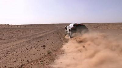 PEUGEOT 2008 DKR16 Morocco Sept Shakedown 60