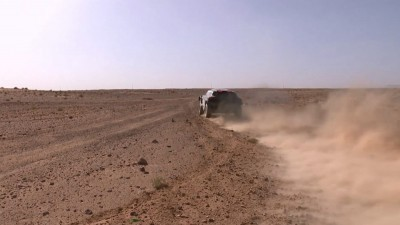 PEUGEOT 2008 DKR16 Morocco Sept Shakedown 61