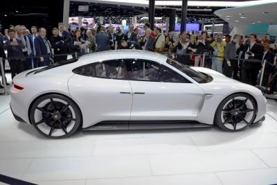Porsche Mission E Frankfurt IAA 4