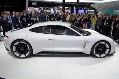 Porsche Mission E Frankfurt IAA 5