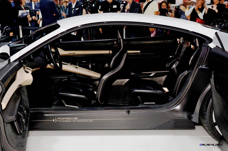 Porsche Mission E Frankfurt IAA 7