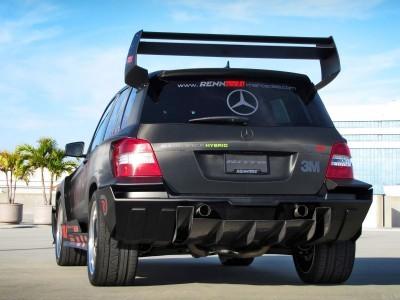 RENNtech 2011 Mercedes-Benz GLK350 SPEC.R Hybrid Pikes Peak 1