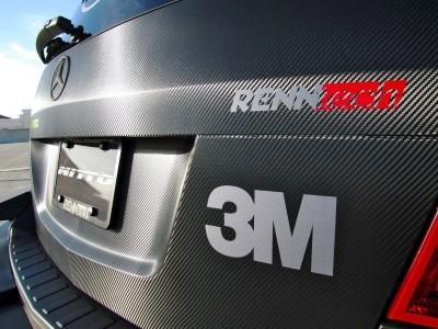 RENNtech 2011 Mercedes-Benz GLK350 SPEC.R Hybrid Pikes Peak 15