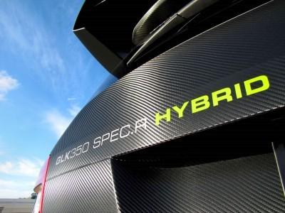 RENNtech 2011 Mercedes-Benz GLK350 SPEC.R Hybrid Pikes Peak 19