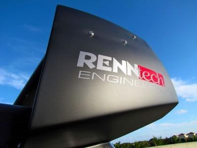 RENNtech 2011 Mercedes-Benz GLK350 SPEC.R Hybrid Pikes Peak 23