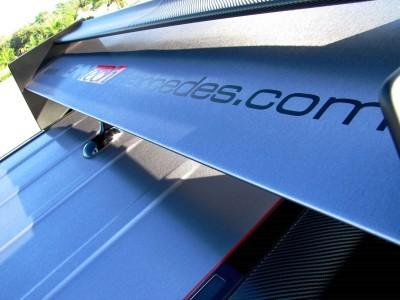 RENNtech 2011 Mercedes-Benz GLK350 SPEC.R Hybrid Pikes Peak 24