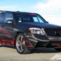 RENNtech 2011 Mercedes-Benz GLK350 SPEC.R Hybrid Pikes Peak 30