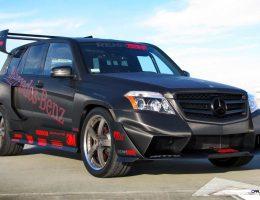Concept Flashback – RENNtech 2011 Mercedes-Benz GLK350 SPEC.R Hybrid Pikes Peak