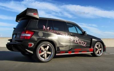RENNtech 2011 Mercedes-Benz GLK350 SPEC.R Hybrid Pikes Peak 32