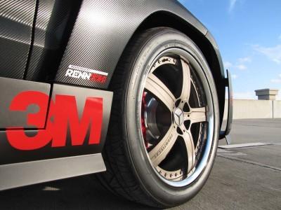RENNtech 2011 Mercedes-Benz GLK350 SPEC.R Hybrid Pikes Peak 34