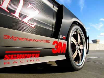RENNtech 2011 Mercedes-Benz GLK350 SPEC.R Hybrid Pikes Peak 35
